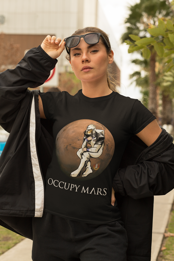 Occupy Mars with Crash Facepalm